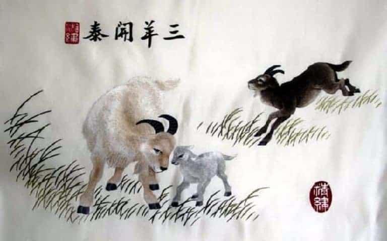 Ý nghĩa biểu trưng của tượng Tam Dương Khai Thái trong phong thủy và cách bày trí