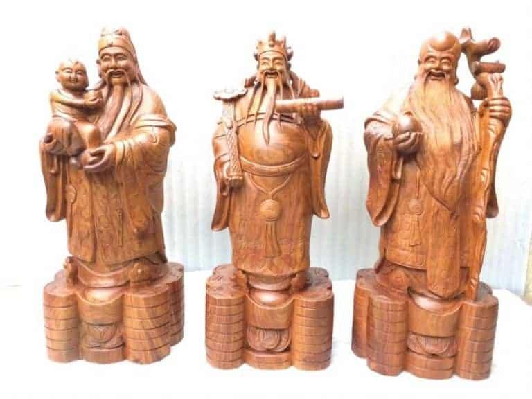 Câu chuyện Tam Đa (Phúc Lộc Thọ) và Hiểu hết ý nghĩa để thờ cúng đúng cách
