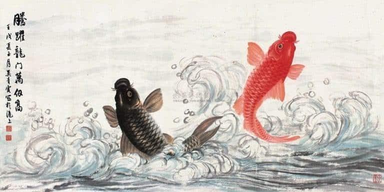 Cá chép ngàn năm không thể hóa Rồng vì điều gì?