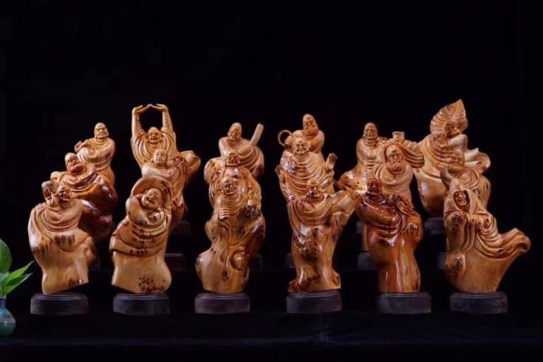 Tìm hiểu về Thập Bát La Hán trong Phật Giáo và phong thủy